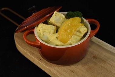 Kip in honing mosterdsaus 14,90 €/kg