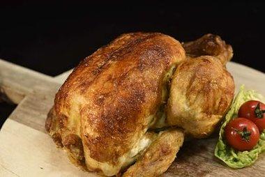 Gebraden kip groot