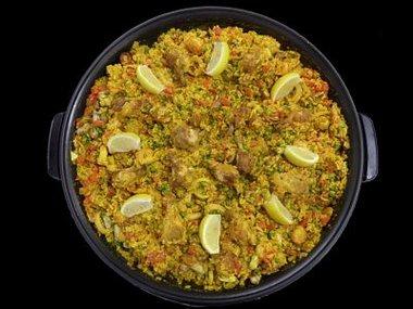 Paella klaargemaakt17,50 €/kg