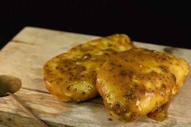 Braziliaanse kipfilet voorgestoomd ongeveer 110 gram